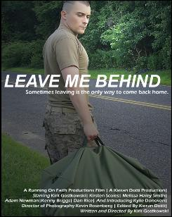 Poster for Leave Me Behind